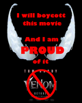 Boycott Venom Movie by KurvosVicky