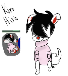 First Try Of Kiro Hiro by IesKitty-Cat