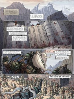 'The Dwarves' Vol. 1 - Page 1 by che-rigas