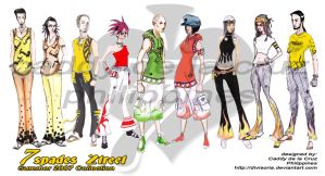 Ztreet Summer 2007 Collection by divisoria
