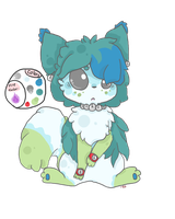 (Species- Pawbell) Adoptable [CLOSED] by SunstarXD