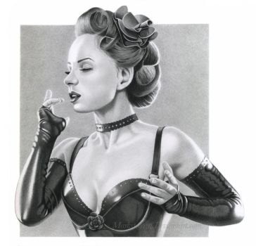 Pin up by markstewart