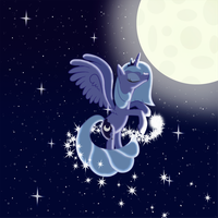 Ballad of the Night by goldenmercurydragon
