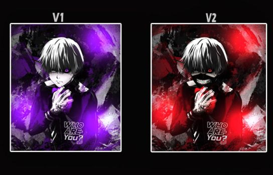 Tokyo Ghoul / Who Are You? by ShidouAMV