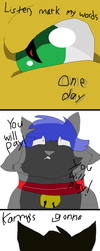 cat oc's comic-Wolf in Sheep's Clothing [song] by lool45370