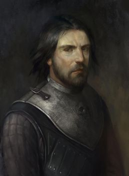 Wilhelm Blackdale by BellaBergolts