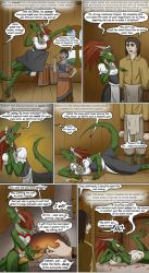 Lusty Argonian Maid'd Part 7: The Chorening by Valsalia