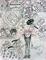 Exploded my mind by Loqueseaaa