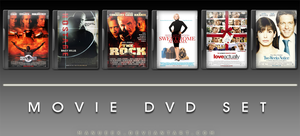 Movie DVD Icons 16 by manueek