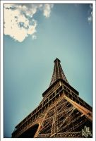 la Tour Eiffel by ieatSTARS