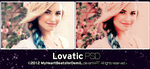 PSD +O30 Lovatic PSD by MyHeartBeatsForDemiL