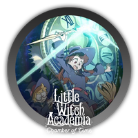 Little Witch Academia Chamber of Time - Icon by Blagoicons
