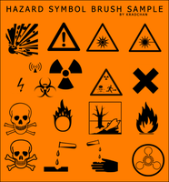 Hazard S+S PS Brushes by Kradchan