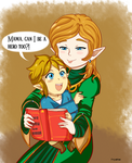 AT: Storytime by TeLinkfan1