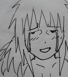 Jiraiyia...quick sketch by Fran48