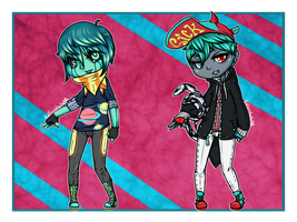 Some Kind Of Radical Adopts [CLOSED] by rottenstarboy