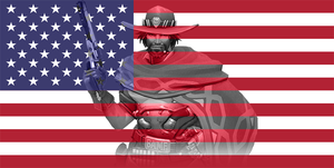 USA - Mccree by JMK-Prime