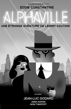 Noir Posters 07 by OccamsRayzor