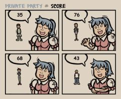 Private Party #108 by edenbj