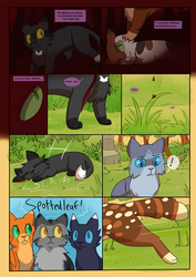 Warriors: Night and Fire Page 44 by Burrferns