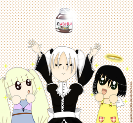 ALL HAIL NUTELLA by AngelicCupcake