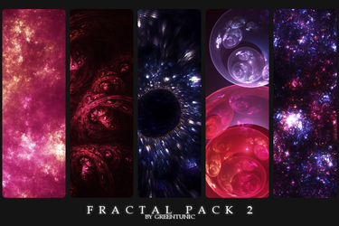 Fractal Pack 2 by greentunic