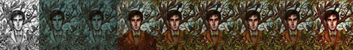 Andrew Bird Process by AngelaRizza