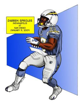 Darren Sproles vs. Ind. by jedi34567