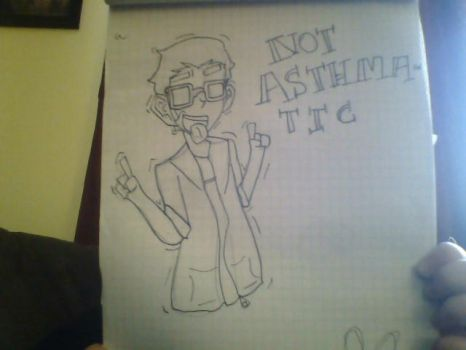 Not Asthmatic! by SweetLitterBox