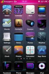iPhone Theme by davcoolman123