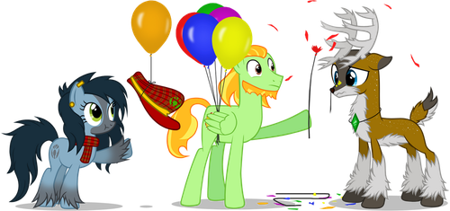 Have A Balloon by Lister-Of-Smeg