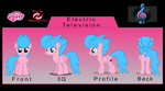 Electric Television OC MLP 360 Puppet Rig by Electric-Television