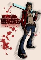 No More Heroes by m-t-copyright