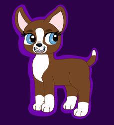 Roxie Mcterrier by cottoncloudyfilly