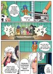 Jem Fan Comic - Not so glamorous life - page 6 by mandygirl78