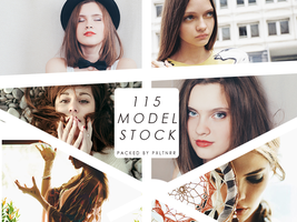 Model Stock Pack by Pxltnrrr