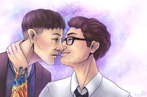 Pacific Rim - Shut up and Kiss Me by AlbinoNial