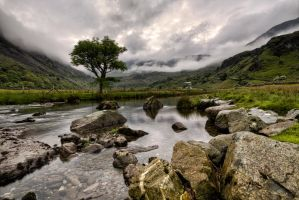 Nant Ffrancon by CharmingPhotography