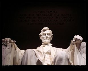 Lincoln by Isquiesque