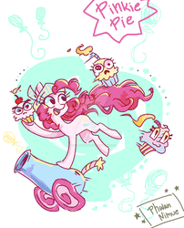 Pinkie pie by PhalanNimue
