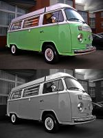hippy van by gray-macbook