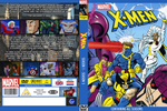 X-Men DVD Cover by Moelleuh