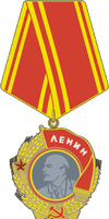 Order of Lenin Medal by ImperialAce