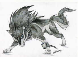 Wolf by Laminated-TeabaG