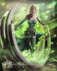 Karise Mae from Time Travel by MLauviah