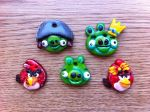 ANGRY BIRDS by AriceOnly