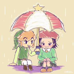 Let's Turn This Umbrella Into a CHUMbrella! by HeroLinkTriforce