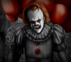 Pennywise by Nevther
