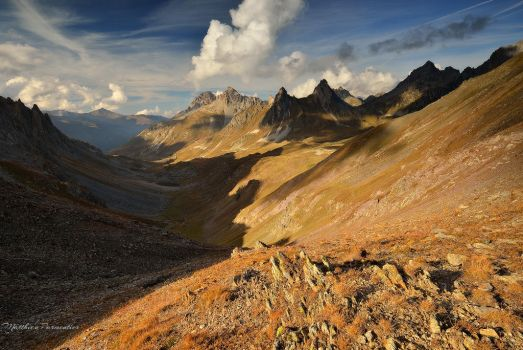 Valley of shadows by matthieu-parmentier