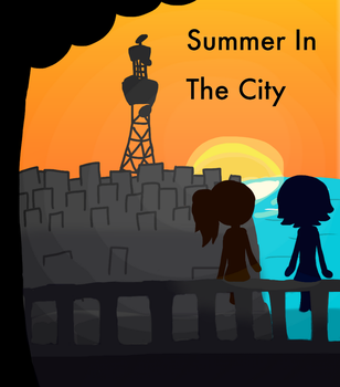 Summer In The City Cover by LedianWithACamera